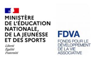 Logo FDVA - Jeunesse et sports